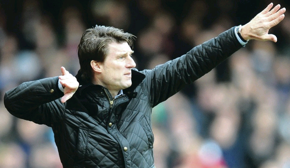 Michael Laudrup has been fired by Swansea despite leading the Welsh club to their first ever major trophy last year