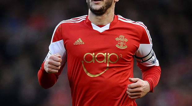 Jack Cork believes Adam Lallana, pictured, should be an automatic starter for England