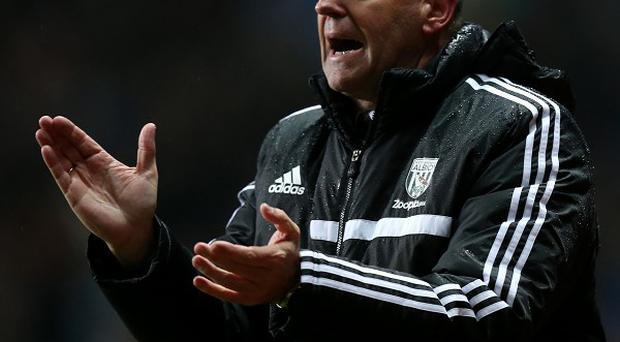 Pepe Mel acknowledges that West Brom need to start winning matches