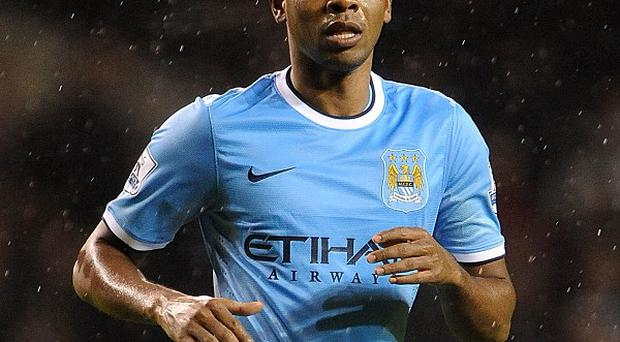 Fernandinho is unlikely to be fit for the first-leg against Barcelona