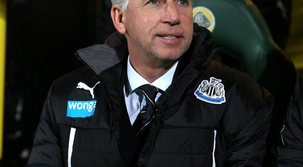 Wednesday's match will be Alan Pardew's 150th game in charge of Newcastle