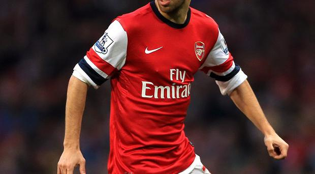 Mathieu Flamini was part of the Arsenal squad that won the FA Cup in 2005