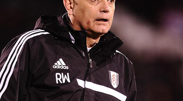 Ray Wilkins has moved to quash rumours of a drinking problem