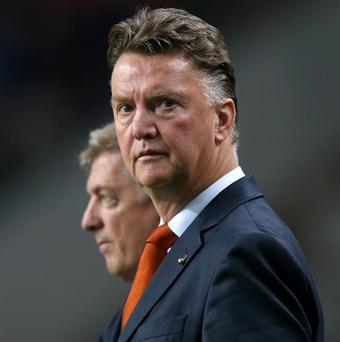 Louis van Gaal would like to coach in the Premier League