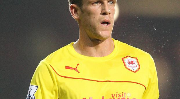 Mark Hudson will play no further part in Cardiff's survival bid