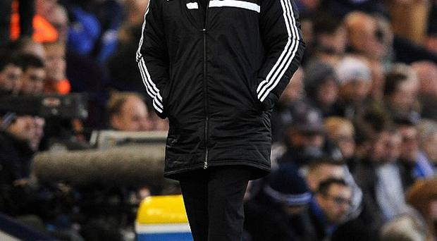 Felix Magath's side were pegged back at the Hawthorns