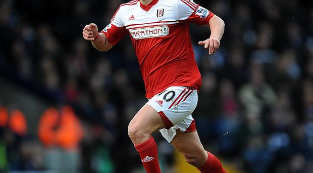 Lewis Holtby, pictured, has backed new Fulham boss Felix Magath
