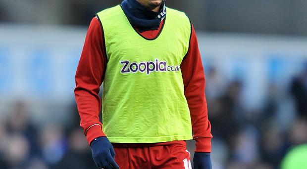Scott Sinclair has struggled for playing time at West Brom.
