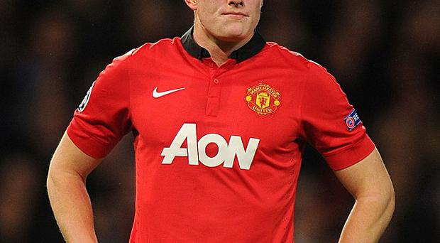 Phil Jones did not train with the United first team