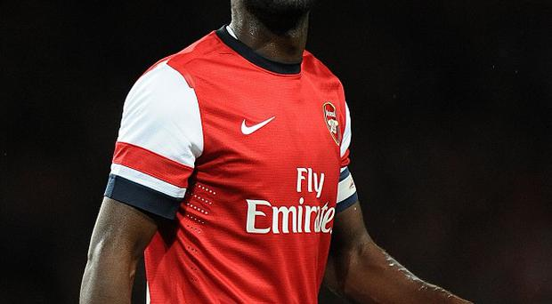 Johan Djourou wants to leave Arsenal in the summer