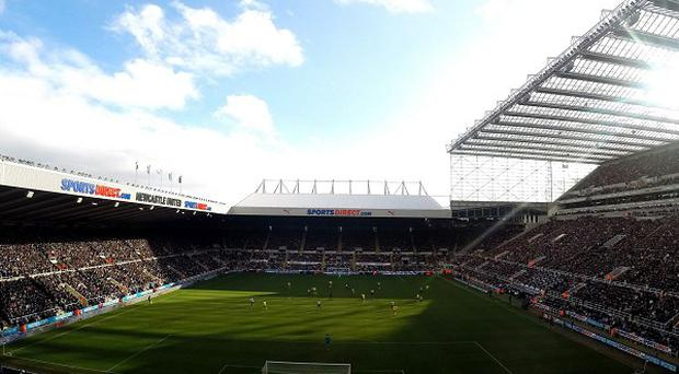 Newcastle's total wage bill fell from £64.1million to £61.7million