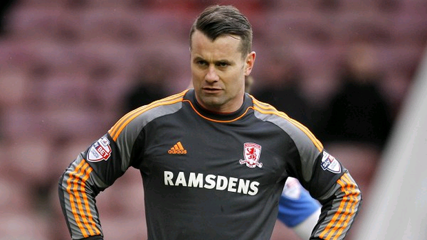 Republic of Ireland international and Aston Villa goalkeeper Shay Given