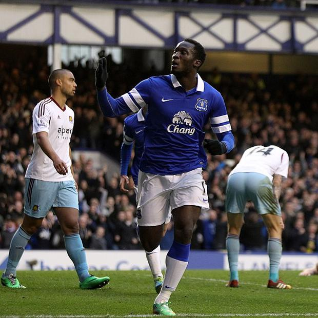 Romelu Lukaku proved to be the difference on his return from injury