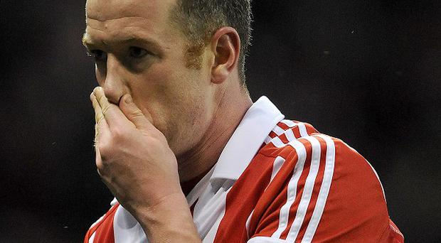 Charlie Adam has been charged by the Football Association