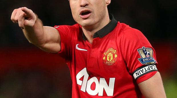 Nemanja Vidic will sign for Inter in the summer