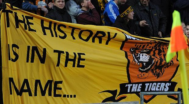Hull fans are opposed to the idea of a name change