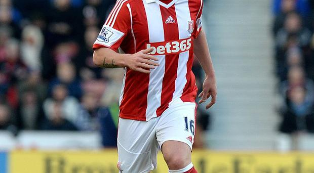 Stoke's Charlie Adam has been found guilty of violent conduct