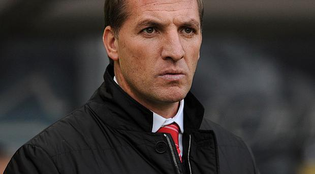 Liverpool manager Brendan Rodgers wants to leave a legacy at Anfield