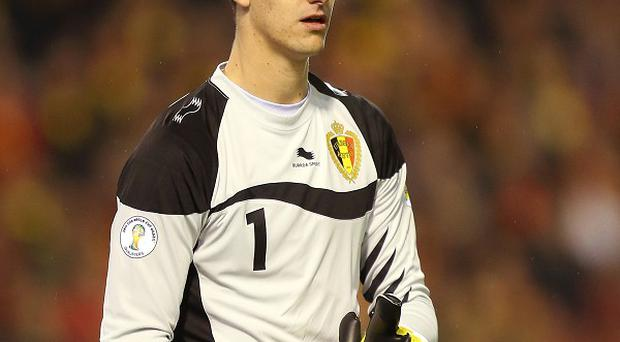 Thibaut Courtois signed for Chelsea in 2011 but has been at Atletico Madrid on loan ever since