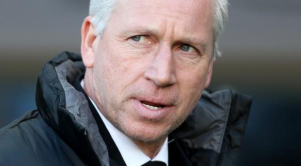 Alan Pardew will begin his record seven-match ban this weekend at Craven Cottage