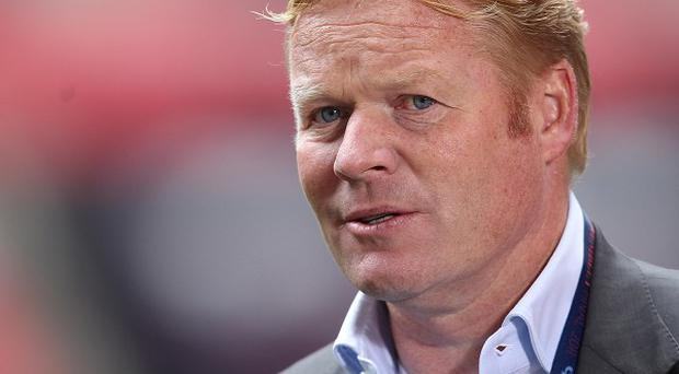 Ronald Koeman has been linked with the Swansea job