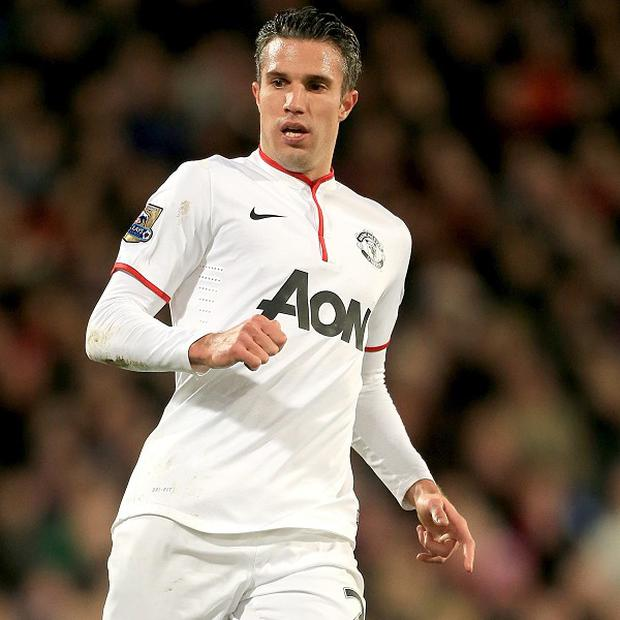 Robin van Persie wants to stay at Old Trafford