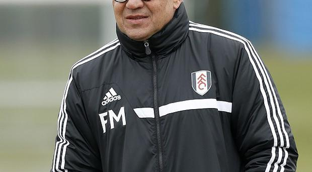 Felix Magath is still looking for his first win as Fulham boss