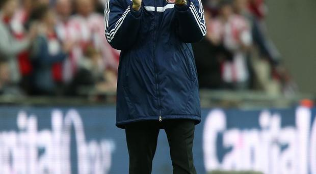 Gus Poyet has had a positive impact at the Stadium of Light