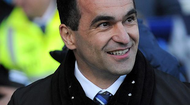Roberto Martinez admitted Everton got lucky against cardiff