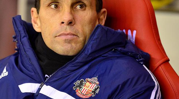 Gus Poyet has admitted Sunderland's fight for survival could run until the final day of the season
