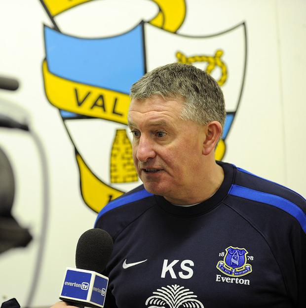 Everton under-18s manager Kevin Sheedy has accused Manchester United boss David Moyes of not having any interest in the club's youth team during his time in charge at Goodison Park