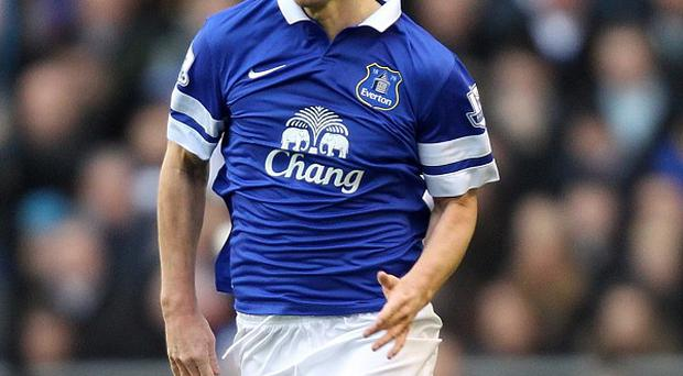 Gareth Barry is available for Everton's clash with Swansea