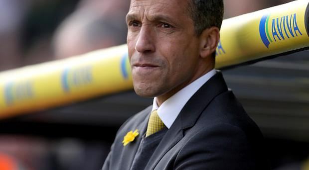 Norwich manager Chris Hughton expects a response from his side against Sunderland.