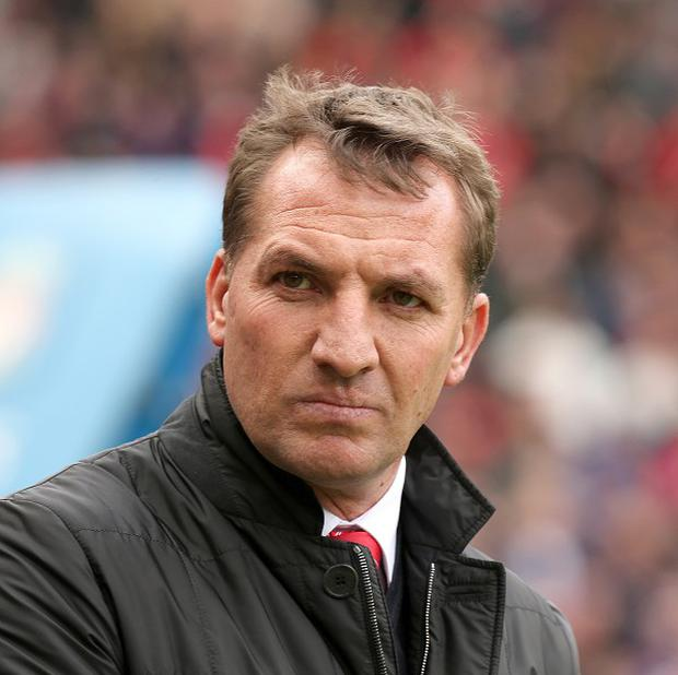 Liverpool manager Brendan Rodgers insists his side's ability to attack and dominate will not be affected by the pressure of a title run-in