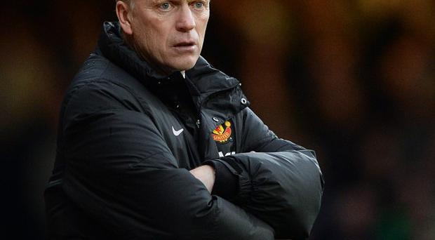 David Moyes' Manchester United have only beaten one club in the top nine