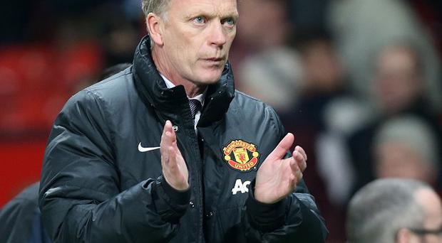 David Moyes is hoping for patience from Manchester United fans