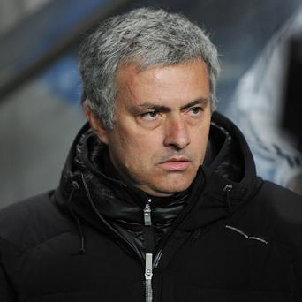 Jose Mourinho, pictured, cannot understand why Sir Alex Ferguson is being blamed in some quarters for Manchester United's difficulties this season