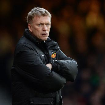 David Moyes led Manchester United to a big result