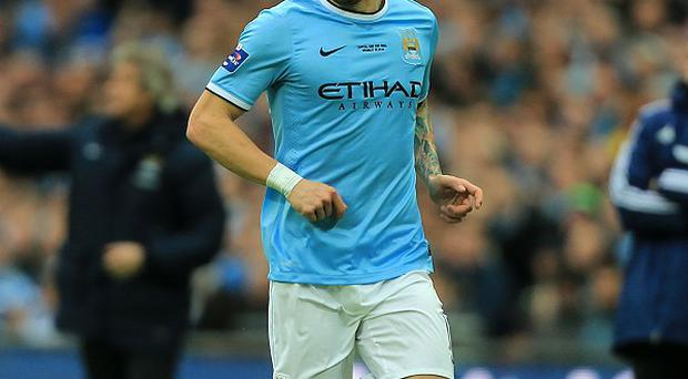 Aleksandar Kolarov believes he has elevated his game under Manuel Pellegrini