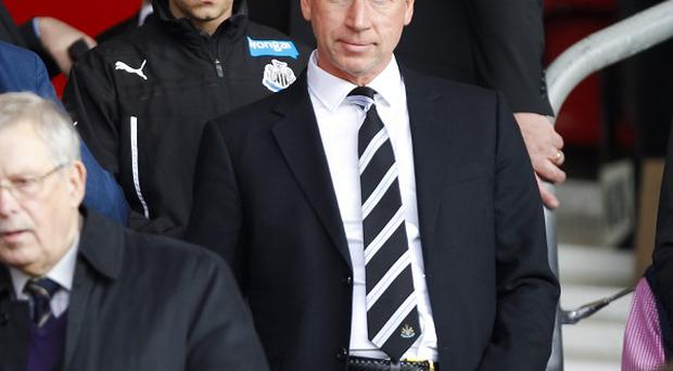 Newcastle United manager Alan Pardew, pictured, has several injury worries in his squad