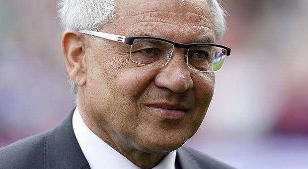 Felix Magath does not fear for his future