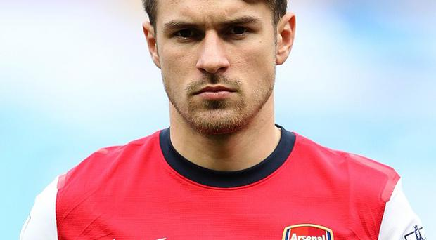 Aaron Ramsey is set to return for Arsenal