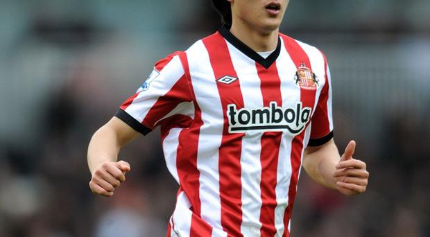 Sunderland were fined over an administrative error relating to Ji Dong-won, pictured