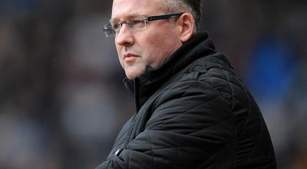Paul Lambert wants his side to aim to finish as high as they can