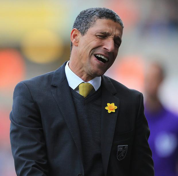 Chris Hughton has been sacked