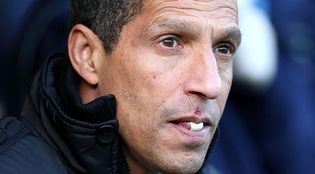 Chris Hughton was sacked by Norwich with five games of the season left