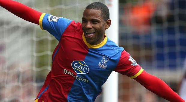 Jason Puncheon's strike was enough to win the game for Crystal Palace
