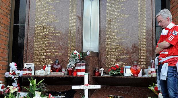 On Tuesday Anfield will host the annual Hillsborough memorial service
