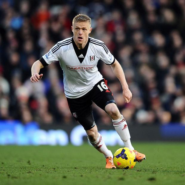 Damien Duff will be moving on from Fulham