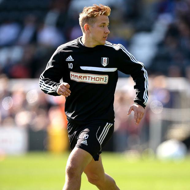 Felix Magath has been asking Lewis Holtby, pictured, for advice about Tottenham
